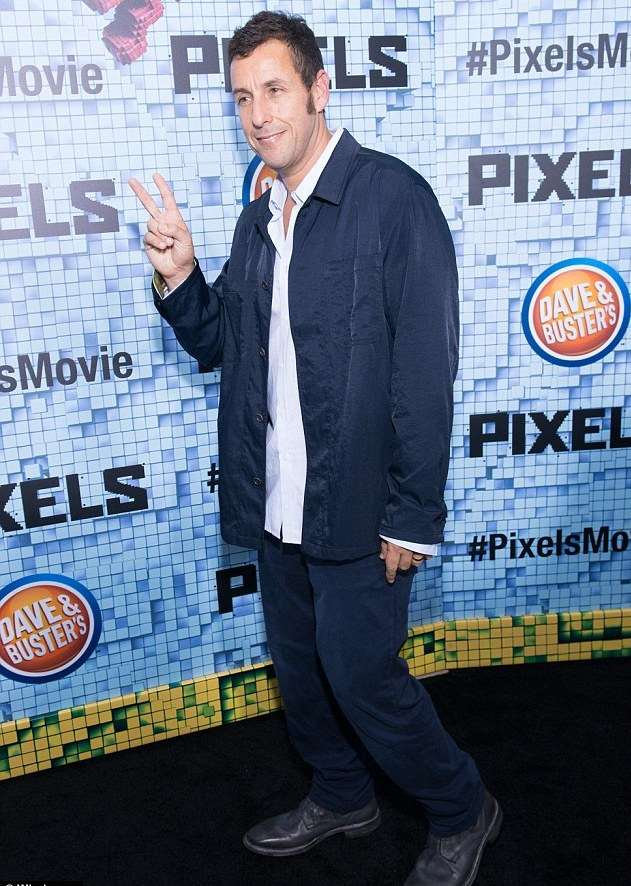 Adam Sandler Birthday, Real Name, Age, Weight, Height ...
