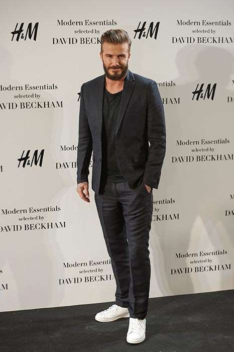David Beckham Birthday Real Name Family Age Weight