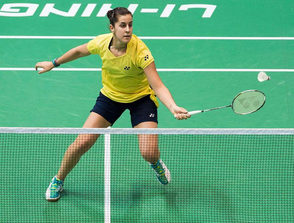 Carolina Marin Birthday, Real Name, Family, Age, Weight ... Badminton Player Name