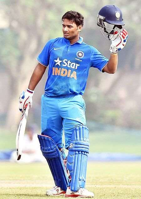 Rishabh Pant Birthday Real Name Age Weight Height Family Contact Details Girlfriend S Bio More Notednames