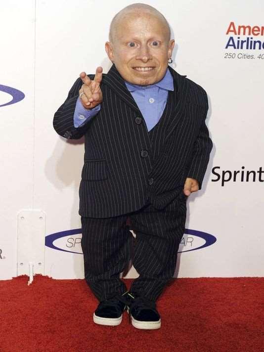 Verne the midget