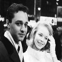 Image result for sal mineo and jill haworth in exodus