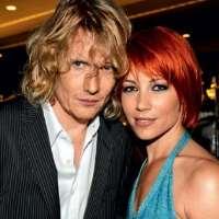 Julian Rhind Tutt Wife