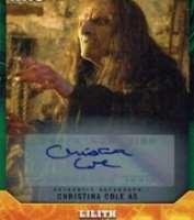 Christina Cole Signature