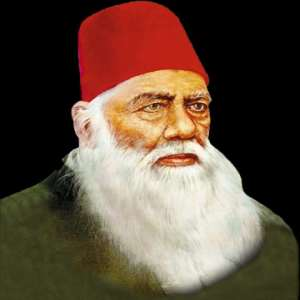 services of sir syed ahmed khan Sir syed ahmed khan was a great muslim scholar, leader, and writer he was the founder of the with great ali garh university he was born on 17 october 1817 sir syed ahmed khan used to go to the shrine of the king shah jahan with his father since his childhood.