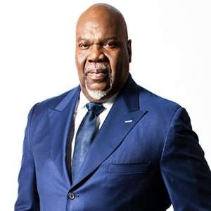 T D Jakes Birthday Real Name Age Weight Height Family Wife